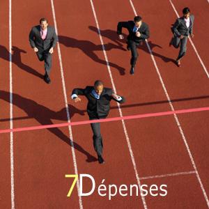 7Depense, logiciel de gestion de la trésorerie
